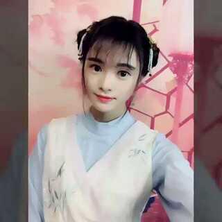 美妆时尚##汉服发型##发型教程