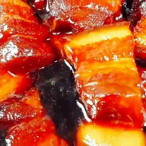 这么做红烧肉,香甜松软,入口...