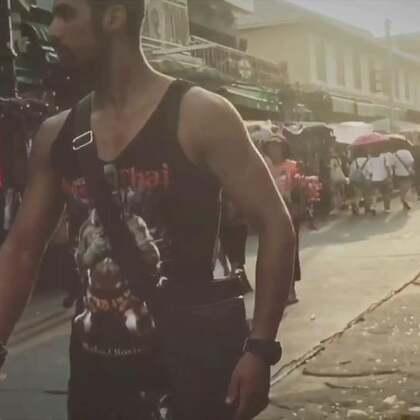 这条街,如果泰国的人肯定都知道。为了这首背景音乐,我可能把这个视频剪残了…🌝