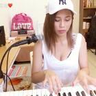 太陽 Eyes Nose Lips 鋼琴伴奏,搶拍請各位同鞋見諒🙇🏼♀️#音樂##鋼琴##熱門#