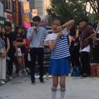"""#舞蹈#Kidz Dance Team#未来偶像# 崔智友 Dream Catcher- <GOOD NIGHT> 街头表演#小学生街头表演#【 更多精彩请关注""""未来偶像""""公众号:weilaiouxiang】"""