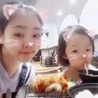 #吃秀##直播吃饭#直播吃东西##韩国美食#好久没录了 今天录一个😘😘😘