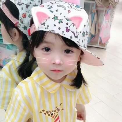 小猫咪~喵喵喵🐱#宝宝#