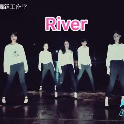 【夜拍版本】温州茶山#八点舞舞蹈工作室#舞蹈培训:萧老师#爵士舞#JAZZ班River - Bishop briggs #我要上热门@美拍小助手#