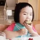 某个早餐。#可爱吃货小萌妞##吃货小蛮#
