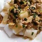 广式猪肠粉😊地方特色小吃😁酱料根据个人喜好随意,简单又美味😁👌✌#美食##我心中的深夜食堂#