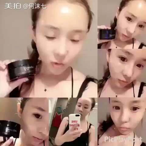 脸大的美女福利,此款面膜精致皮肤,消脂瘦脸,以后瘦脸针都免了