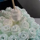 #美食##蛋糕#新款出炉啦!渐变裱花心形蛋糕,六月的尾巴因你而绽放!小心心送给你,还有整个蛋糕的玫瑰花!❤喜欢的宝宝们点点赞哦~