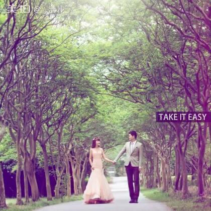 结婚照#咱们结婚吧##我要上热门@美拍小助手#