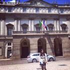 夏夏放假了,带大家一起旅游哦,这里面有著名的斯卡拉歌剧院,达芬奇广场,米兰大教堂