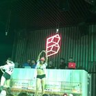 Having fun at work! High energy! Dope! #fresstyle #gogodancer #performance #hiphop #dope #rockit #work #fun #dance