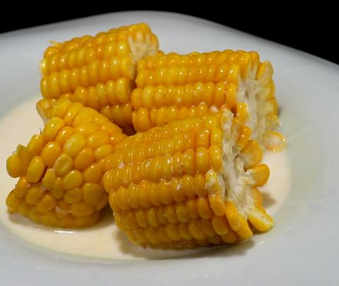 奶油玉米棒  奶香浓郁 一口...