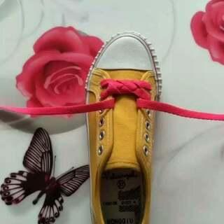 花式鞋带系法