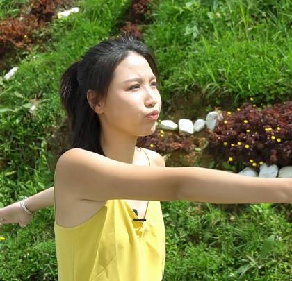 跟着小姐姐,去东南亚最高峰吃最纯正的牛奶冰激凌!#hi走啦##带着美拍去旅行##女神#