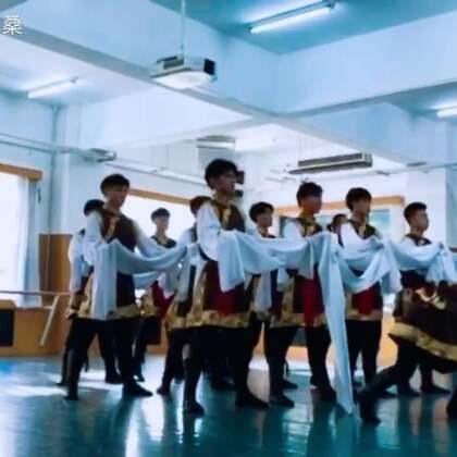 藏族长袖舞#舞蹈#