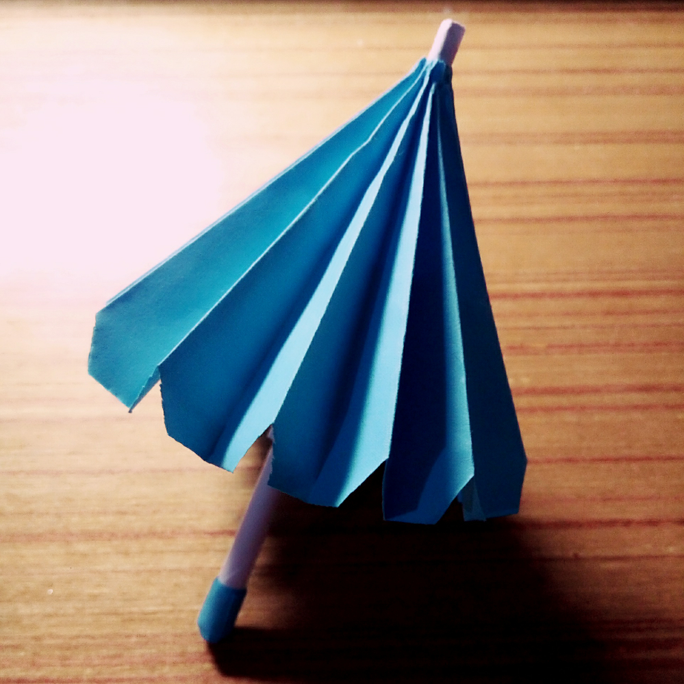柠檬折纸步骤图