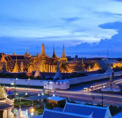 泰国,一个包罗万象的国家,我们来了!跟着@阿葩罩爷 @Adacrew陈鹭宏 一起,沉醉其中吧!#hi走啦##带着美拍去旅行##我要上热门#