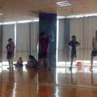 #King Soul# 音乐:free loop 编舞:我 课堂记录 第一部分 暑假班的第二周 编了我爱了很多年的歌 enjoy❤️ #舞蹈#