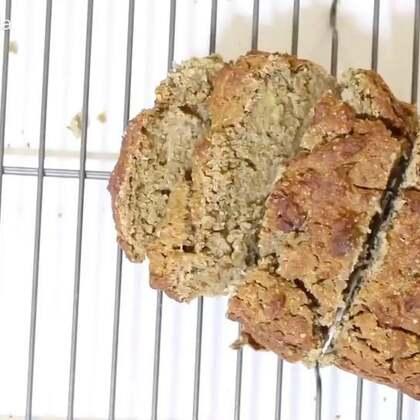 减肥时吃的瘦身面包 🍞💕 #美食##减肥##减肥瘦身#