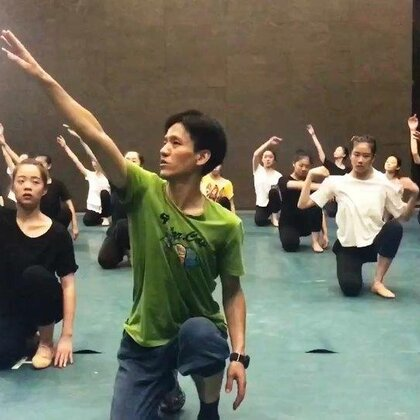 用另外的思维和方式跳舞。张导威武👍学生幸福!