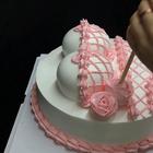 #美食##蛋糕#炎炎夏日,比基尼来了!看着就解暑有木有!喜欢的宝宝们记得点赞评论分享~上海的宝宝们可以来姐姐的淘宝店铺买蛋糕哦~♥ https://shop67843000.taobao.com/