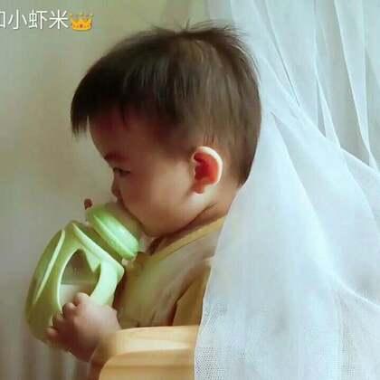 #宝宝##萌宝宝##宝宝吃秀#吃吃喝喝~
