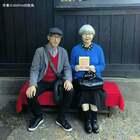 日本老夫妻结婚37年 每天都穿情侣装撒狗粮,爱情一直永葆新鲜❤