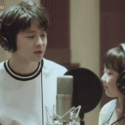 #徐浩花草间#19号,带着小彤宝一起唱新歌。