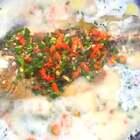 #小暑养生粥##美食##家常菜#水煮活鱼。我们昨天自己吊的鲜活的鱼,然后又架了口锅子,就地取材,直接开始野炊了~全部都是原生态的无污染的,吃起来特别鲜美!被咱们吃了个精光!☺@美拍小助手 @美食频道官方号