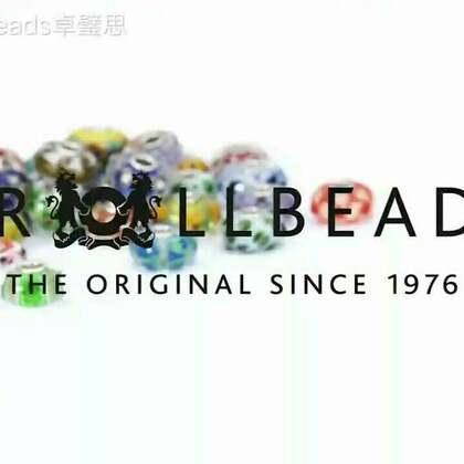 Trollbeads_舞动蝴蝶银塞 #手工##高级珠宝##时尚轻奢#