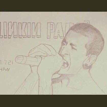 #Linkin park# It starts with one thing It doesn't even matter How hard you try Keep that in mind I designed this rhyme 第一次听到linkin park 这个名字的时候只觉得很酷 可却不知觉中linkin park 陪伴了我整个青春 In The End R.I.P