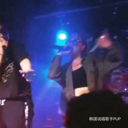 上个星期我的演出 哈哈 #音乐##韩国宏大##嘻哈##SMTM6##中国有嘻哈#