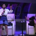 洋子即兴挑战MC欧阳靖,这应该是史上最搞笑的battle了吧#辣目洋子##搞笑##我要上钱柜手机版客户端#