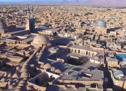世界遗产巡礼:伊朗亚兹德历史城区