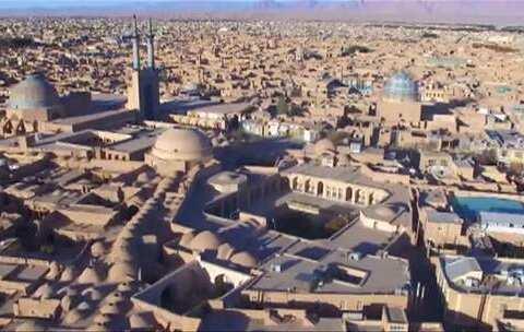 【联合国美拍】世界遗产巡礼:伊朗亚兹德历史城...