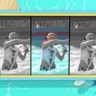 踏浪争分夺秒不NG,#网红直播##火力全开#秀身材 ,#玛雅海滩#浪潮来,阳光海浪秀身材