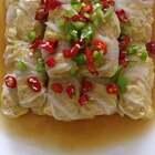 #美食##家常菜##我要上热门#白菜酿肉,辣椒土豆炒虾,煲的鸡汤,黑米饭,外面在下雨呦!你们那呢?