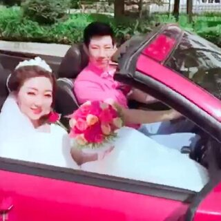 希望你也可以嫁给爱情。今天结婚了#自拍##咱们结婚吧##结婚啦#@M1529914814 @美拍小幫手 @曲田心瑶21 @小鑫搭配师 @玩转美拍