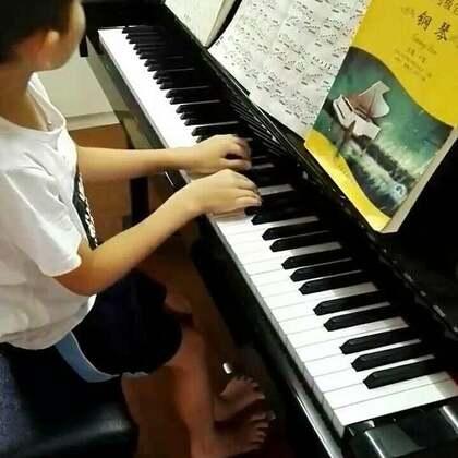 蒋靖涵钢琴视奏《好一朵美丽的茉莉花》