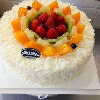 #自制美食##美食作业##美食#美味##地方美食#这个蛋糕的视频来了👏👏👏