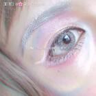 推荐的美瞳款式哦 😜 喜欢的宝宝们可以加我微信#自拍#as779241887