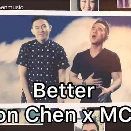 去年跟我一个偶像 MC Jin 一起写的原创歌曲 - Better! 希望所有桐学们喜欢 😁#jasonchen##节省钱#
