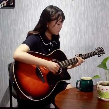 《从前慢》清澈走心的声音 感谢@典雅Ai视频 技术支持#音乐##吉他弹唱#