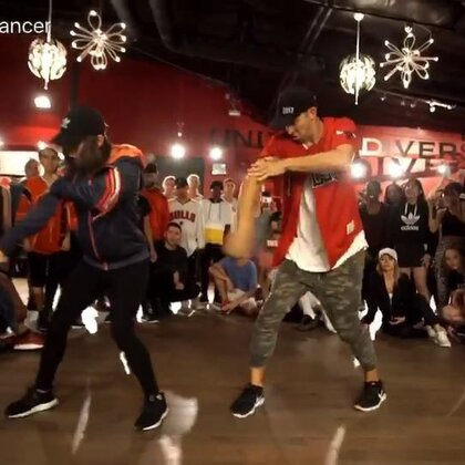 """BODAK YELLOW - Cardi B Dance #舞蹈# Matt Steffanina ft Bailey Sok"" 【完整版请移驾微博:I_AM_Dancer】"