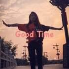 #good time##舞蹈#有点紧张,动作有一点错😅,还差点打到过路大叔的脸上😧