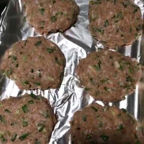 猪肉饼#美食#哈哈,就是很想吃...