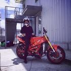 怎么办……好想买一台摩托车。好喜欢