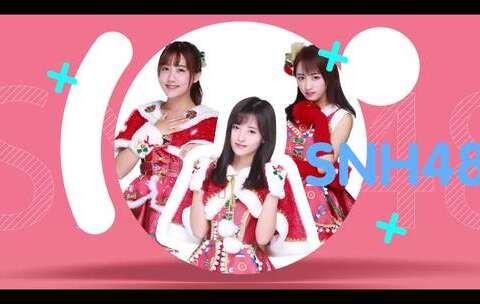 【SNH大爆炸美拍】【SNH48李艺彤】历届总选燃向语...