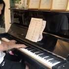 钢琴瘾发作时正好看到一架琴 救了我的命😅😅