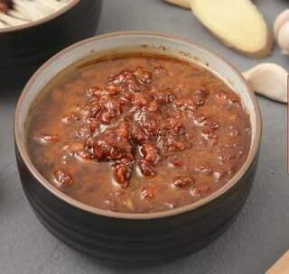 经典肉末炸酱,一碗面条不够吃!#美食##美食总动员#
